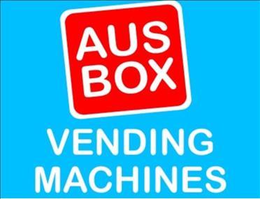 NEW AUSBOX VENDING Machine Business Premium Locations - Part Time - Full Time