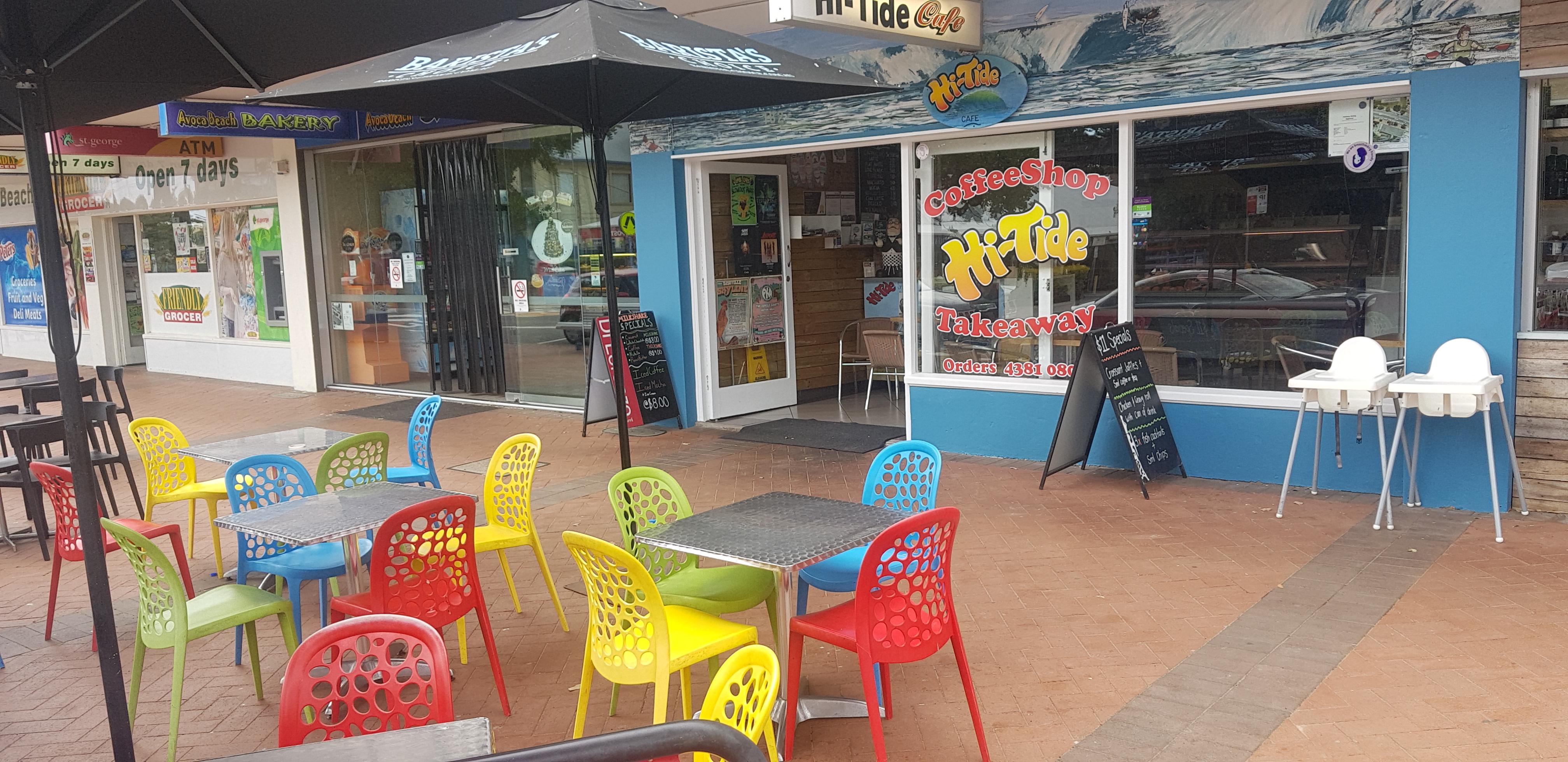 Iconic Beachside Takeaway - Avoca Beach NSW