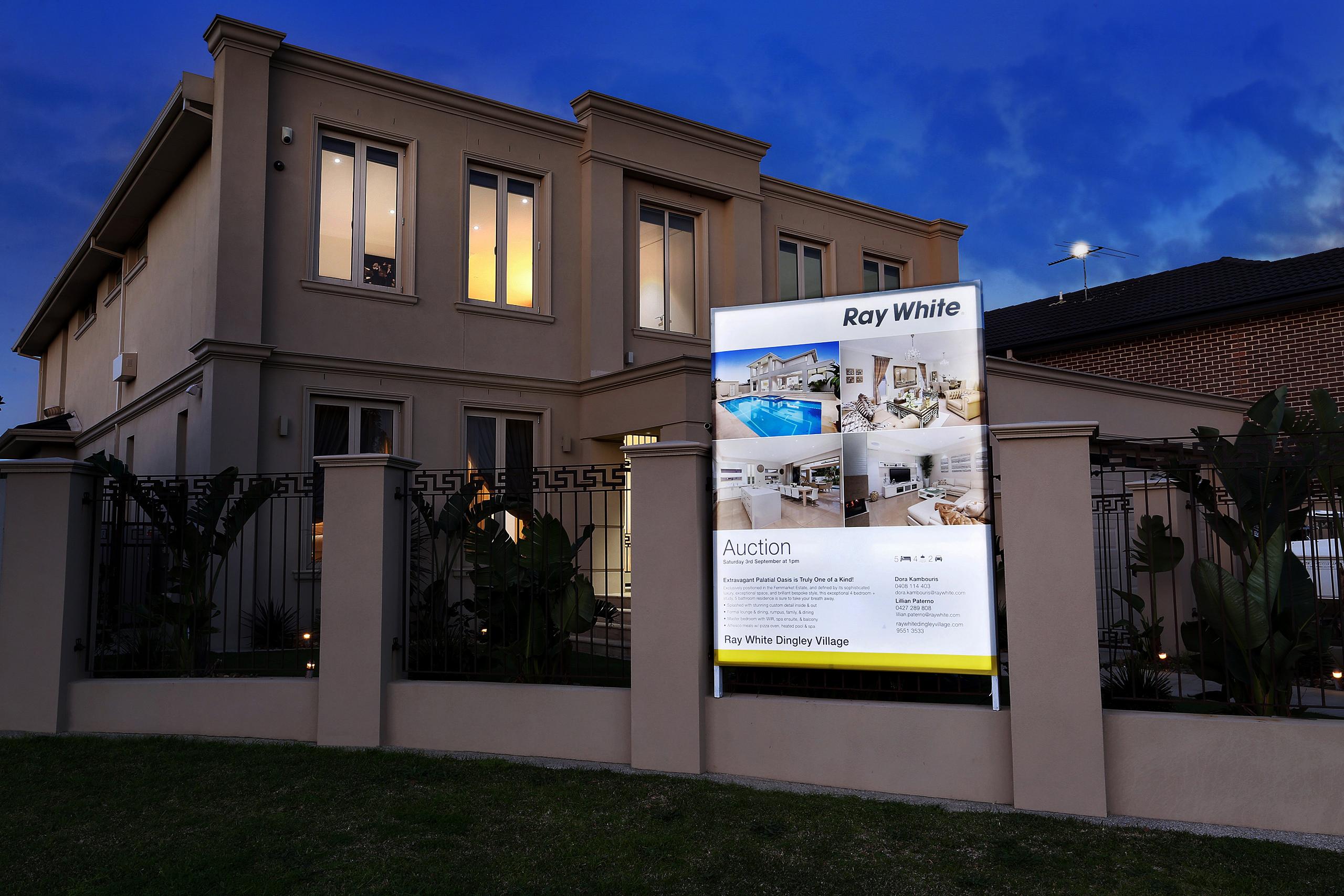 Real Estate Signage Company