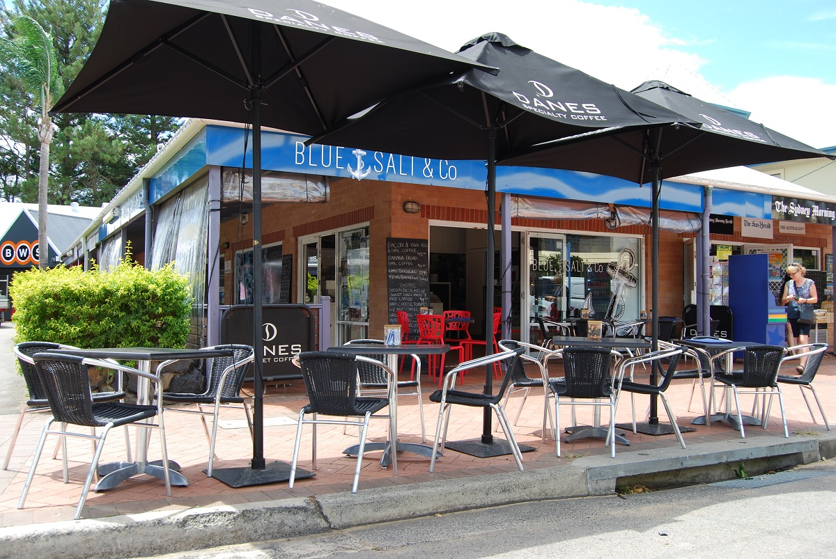 Popular Beachside Cafe - Central Coast, NSW
