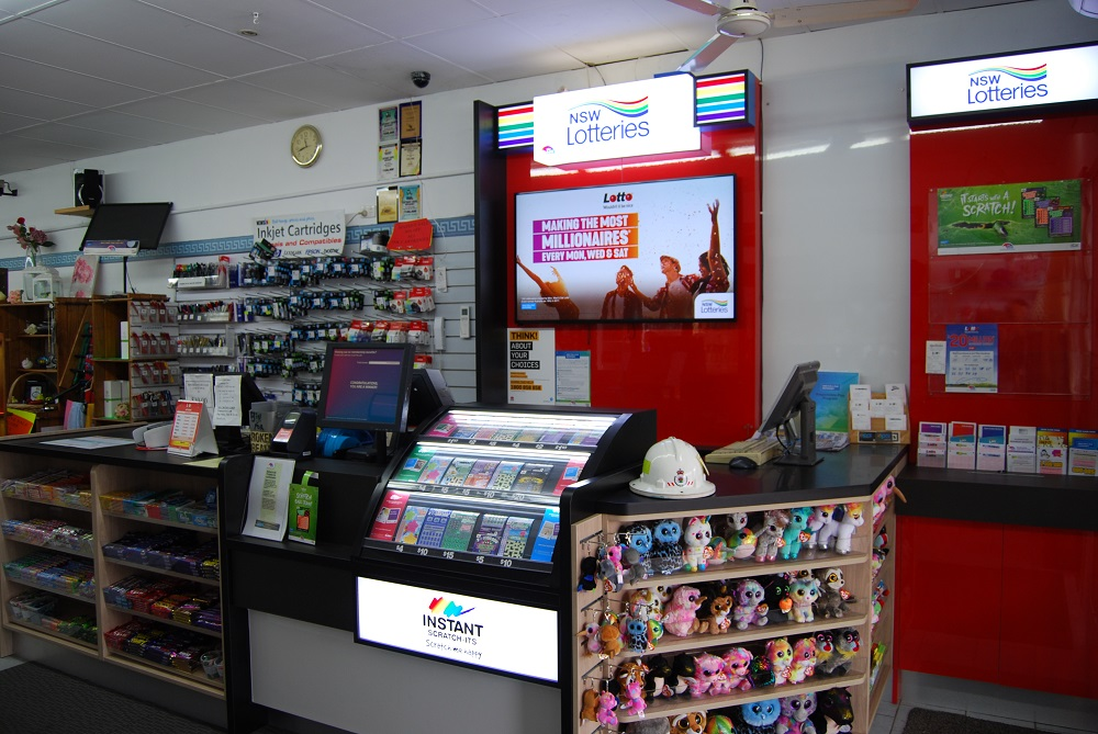 Newsagency, Lotto & Gifts - Central Coast, NSW