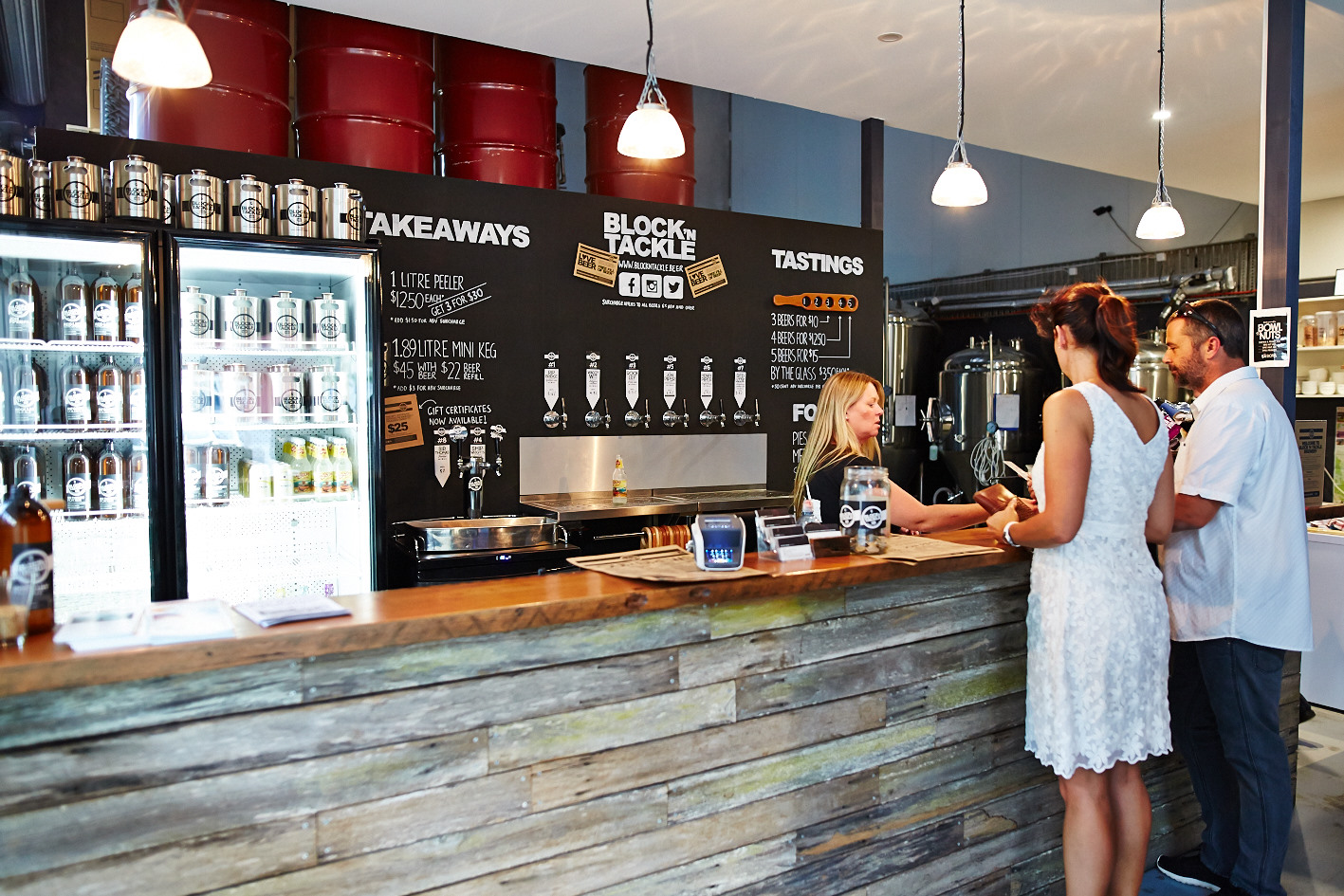 Brewery and Cellar Door - Central Coast NSW