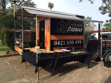 Established Mobile Wood Fired Pizza Business Central Coast