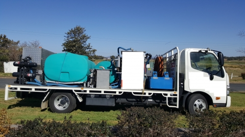 F3265A  Service - Business Opportunities  - High Pressure - Water Cleaning
