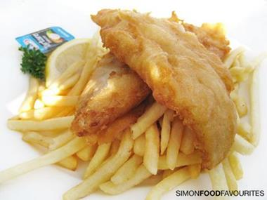 FISH & CHIPS, TAKING $8,000 PW, CITY FRINGE, PRICED AT $129,000, REF 6307