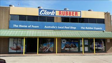 Long established and profitable Clark Rubber store for sale - reduced price -