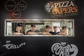 Pizza Capers Franchise For Sale in Brisbane!