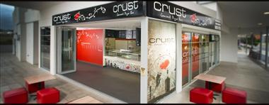 Crust Gourmet Pizza Bar - Sydney.