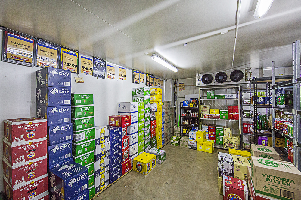 Bonython Express Supermarket