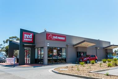 Red Rooster Parap Darwin NT - New Drive Thru Opportunity