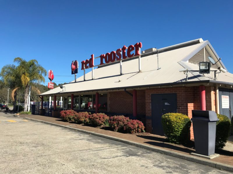 **New Listing** Red Rooster Drive Thru Bass Hill NSW
