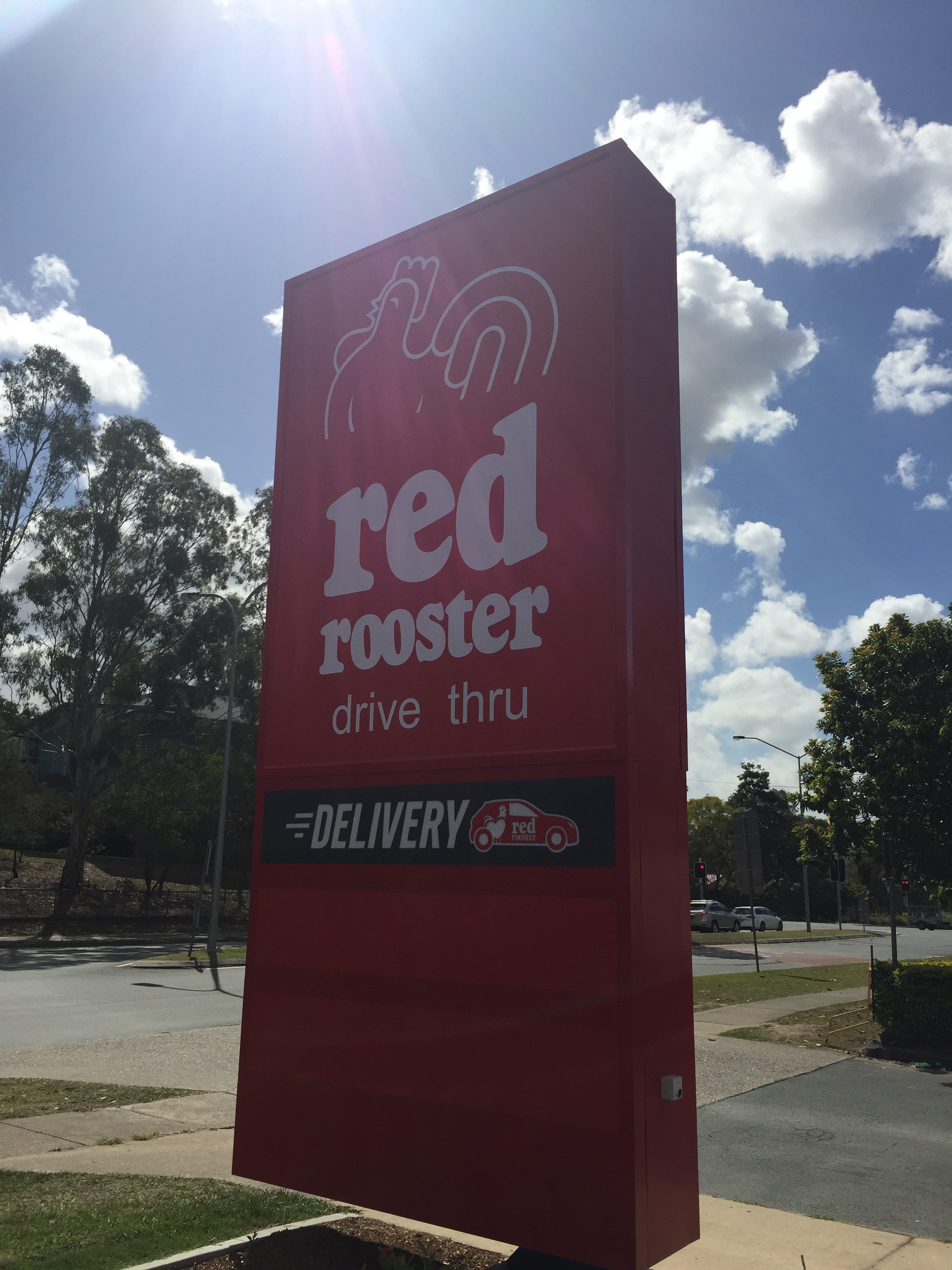 NEW Red Rooster Drive Thru for Darwin