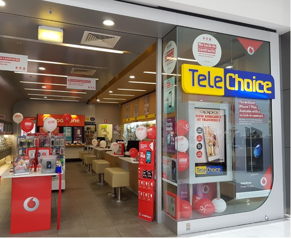 TeleChoice Premium Dealer Store - Colonnades s/c  (Telstra Wholesale, Vodafone)