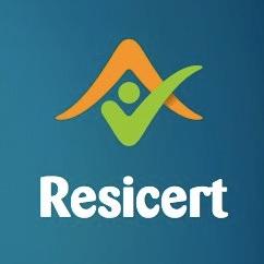 Resicert Property Inspections Logo
