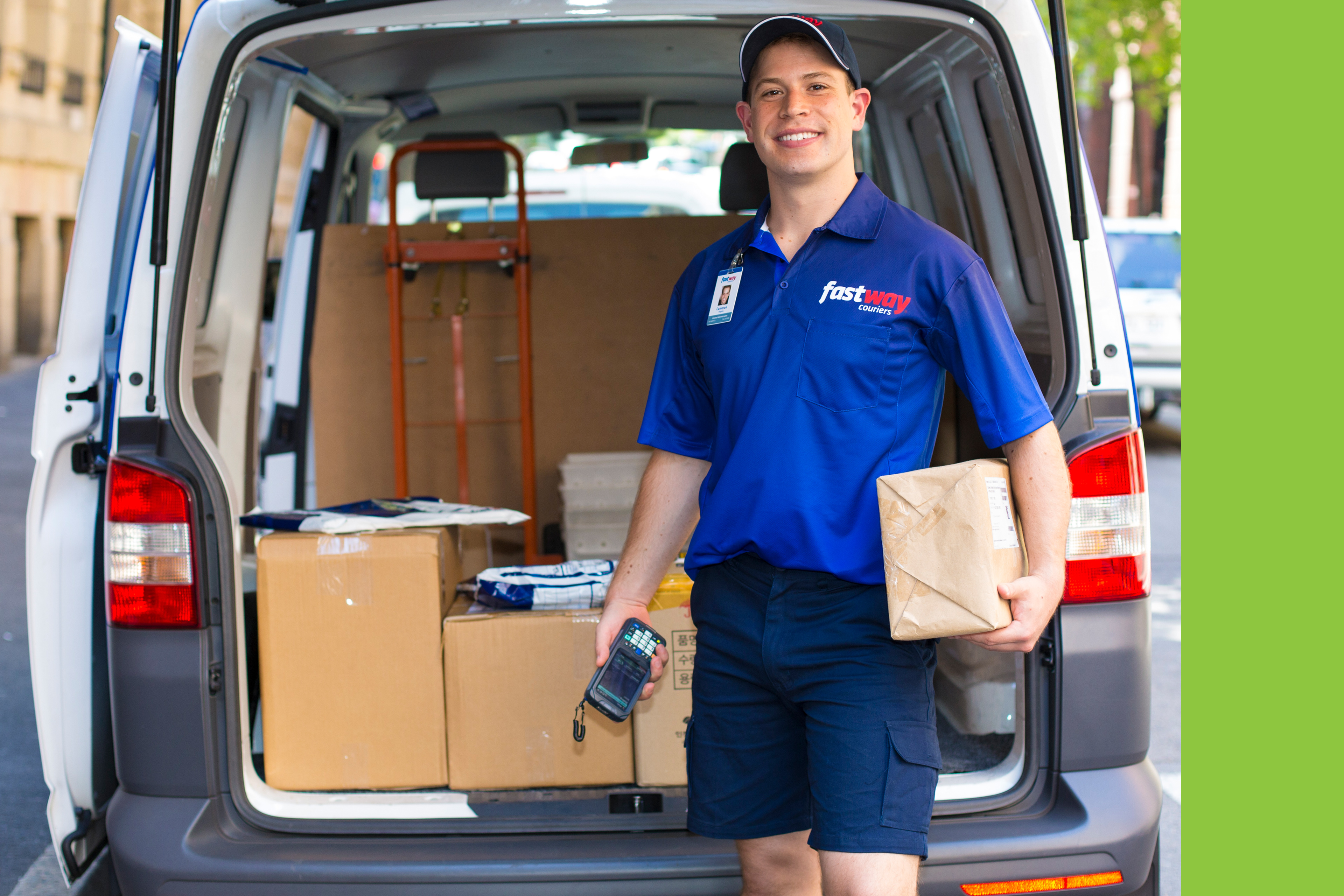 Courier Franchise business in transport/logistics. Caringbah, Sydney