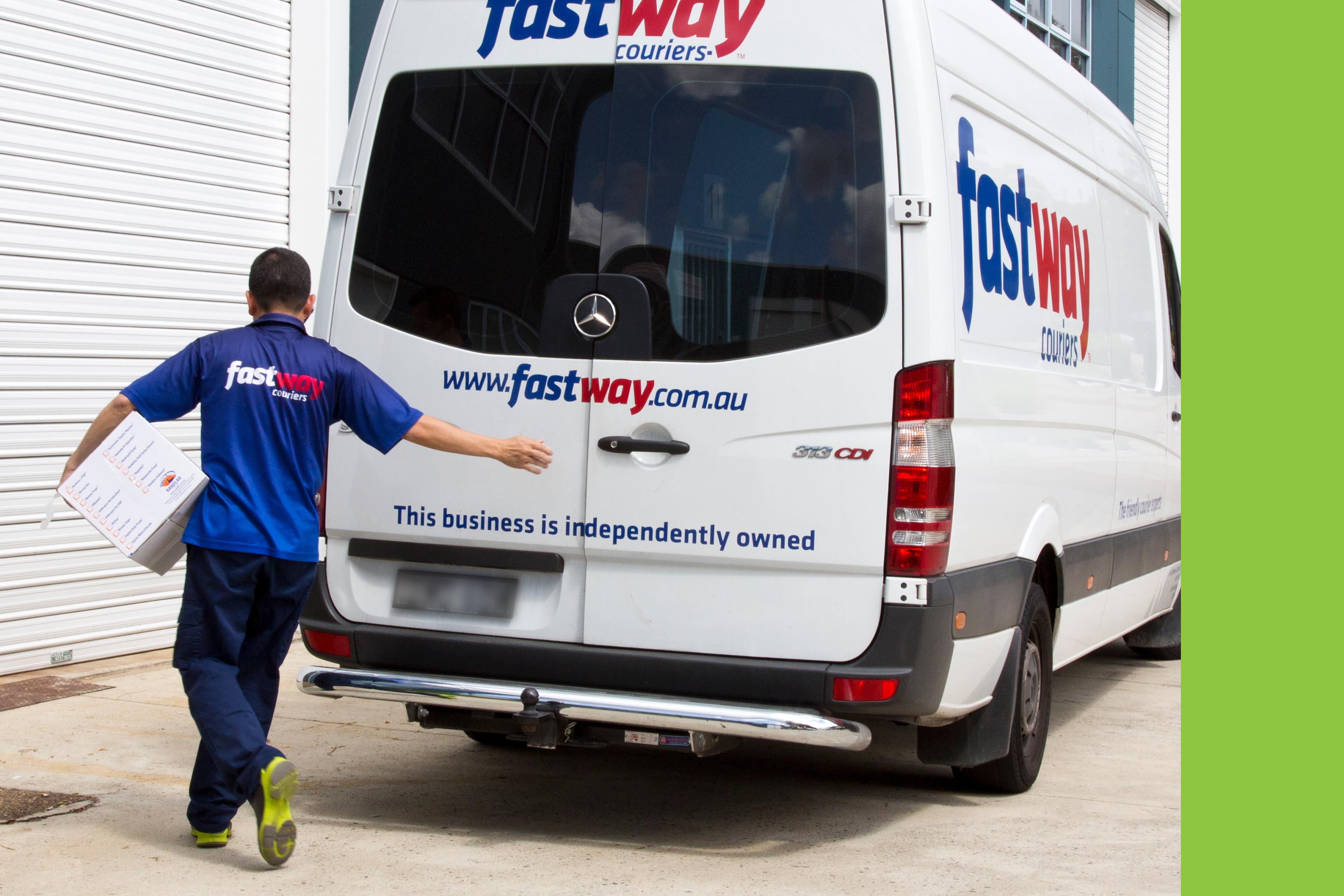 Courier Franchise business in transport/logistics. Brunswick West, Melbourne