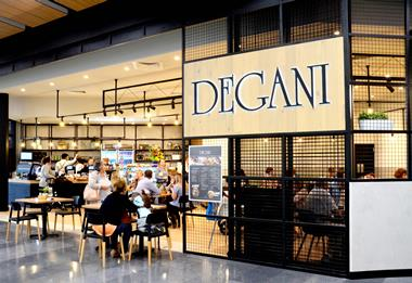 Degani Cafe Franchise Opportunity - Edmondson Square