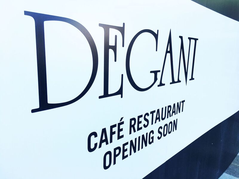 Degani - New waterfront cafe at Shell Cove. Great business & great lifestyle.