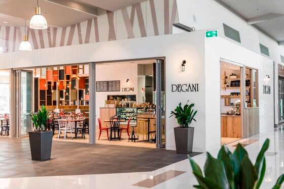 Degani - New cafe - The Pines Shopping Centre, Doncaster - Really cheap rent