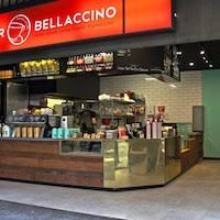 Cafe Bar Bellaccino Coffee -Great food-Premium Coffee - Willows Shopping Center