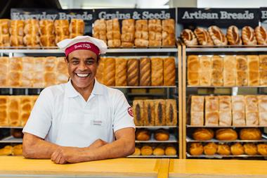 Bakery franchise opportunity with average weekly sales in excess of $12,000