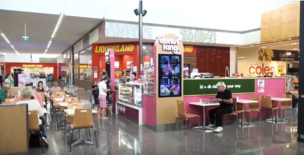 Established Donut King Franchise now available in Ellenbrook, WA - Enquire Now!