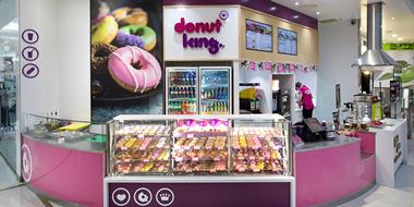 Be your own boss with a NEW Donut King Franchise - Oasis Shopping Centre!