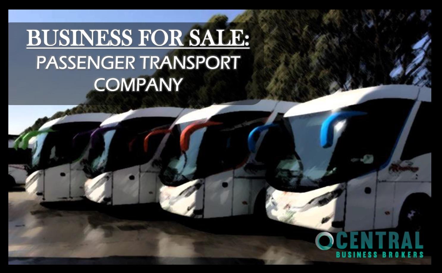 Transportation (Bus) Company for Sale