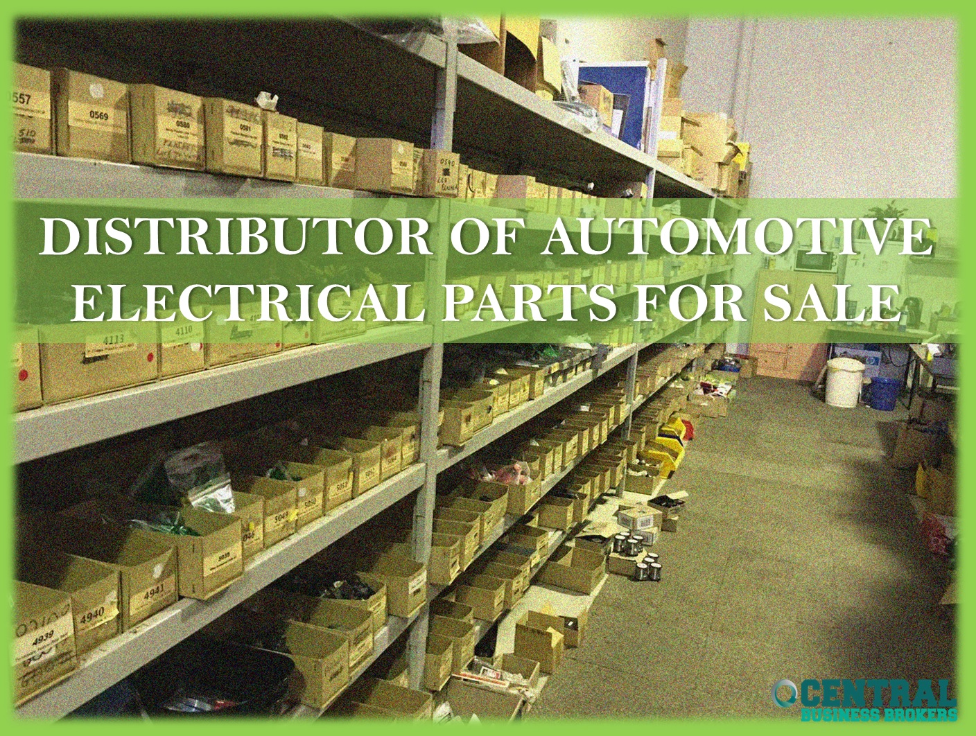DISTRIBUTOR OF ELECTRICAL SPARE PARTS FOR AUTOMOTIVE INDUSTRY