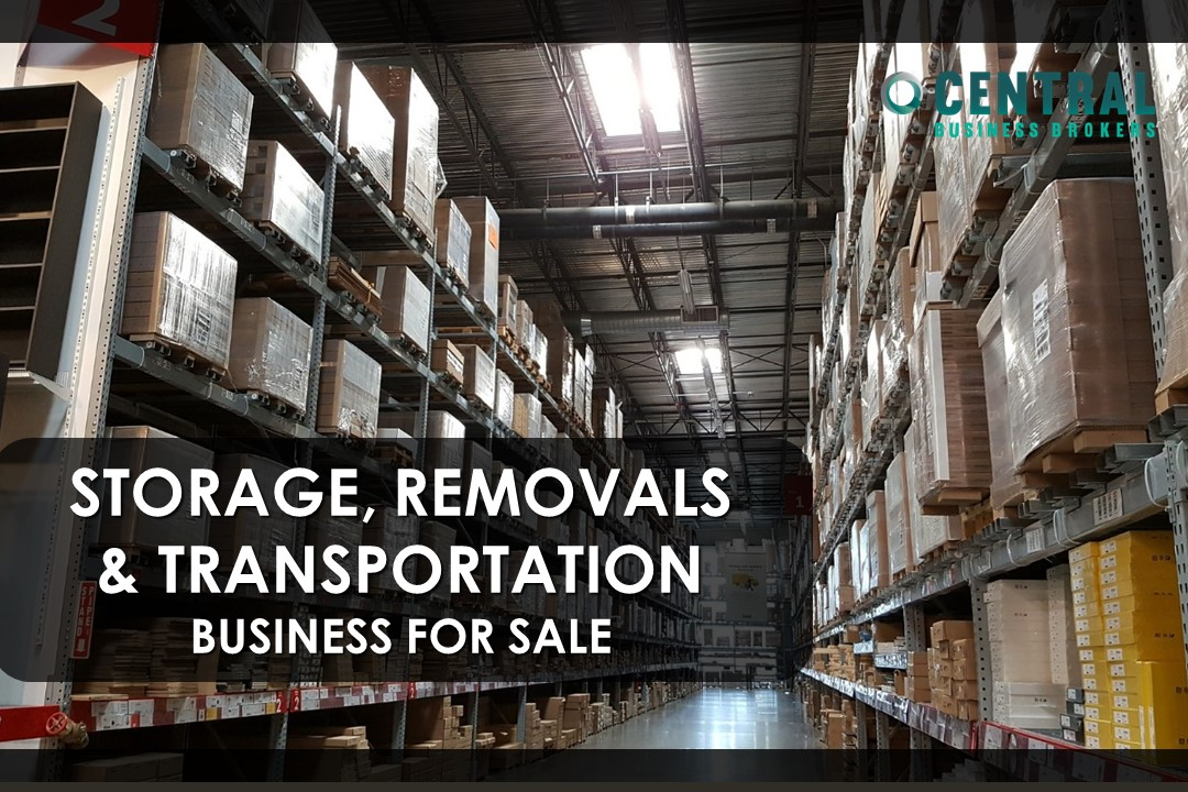 TRANSPORT, REMOVAL AND STORAGE COMPANY FOR SALE