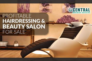 Profitable Hairdressing and Beauty Salon for sale