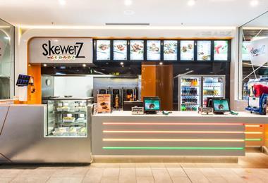 Skewerz Kebabz | QLD MASTER FRANCHISE | Takeaway Kebab Shop