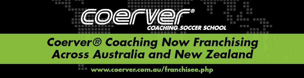 Own the Worlds #1 Soccer Franchise - Coerver Coaching TAS Opportunities