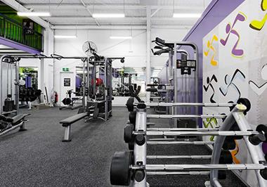 Anytime Fitness in Moreton Bay Region of QLD