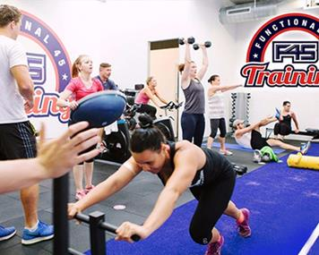 F45 Functional Training Studio in South West Region of WA