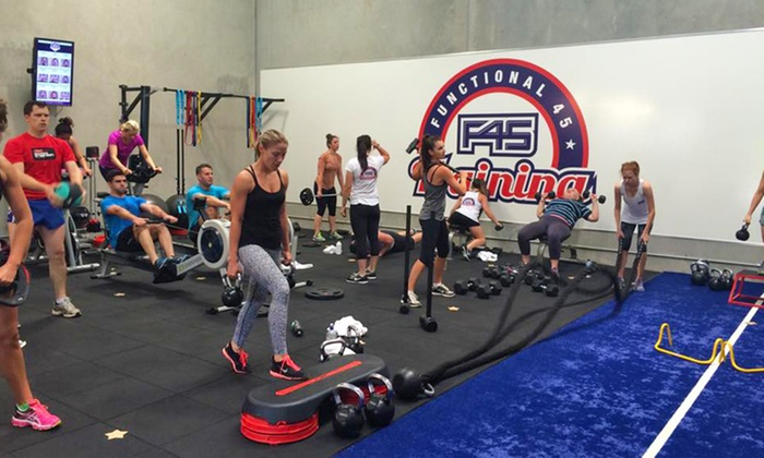 F45 Functional Training South East Melbourne