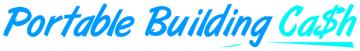 Portable Building Cash Logo