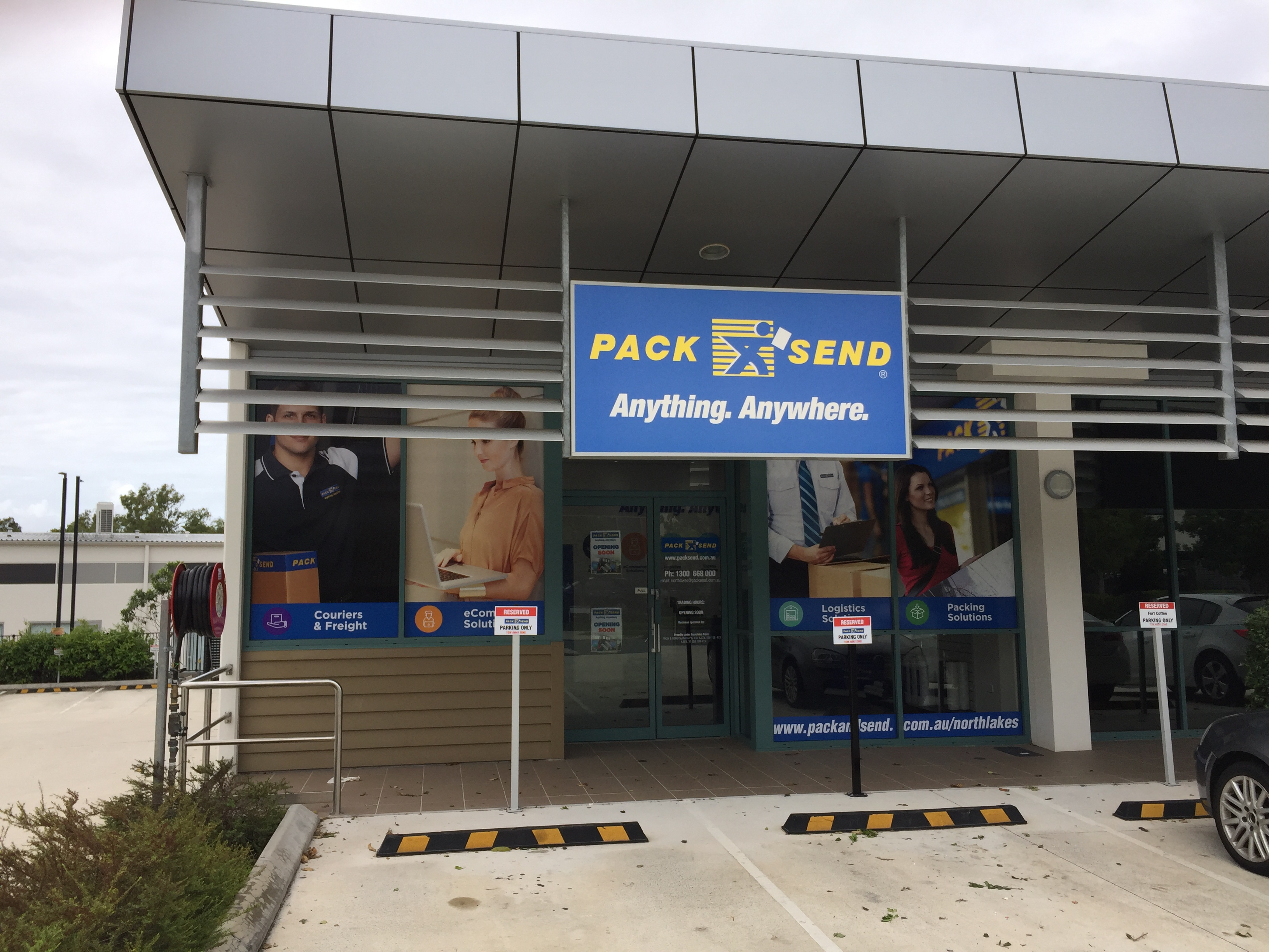 PACK & SEND - North Lakes, QLD: Turnkey Business Ivestment