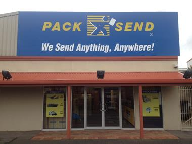 Courier, Freight, Shipping - PACK & SEND Lonsdale, VIC