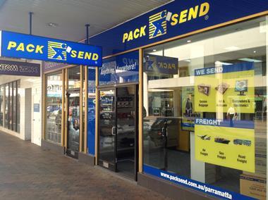 PACK & SEND Parramatta