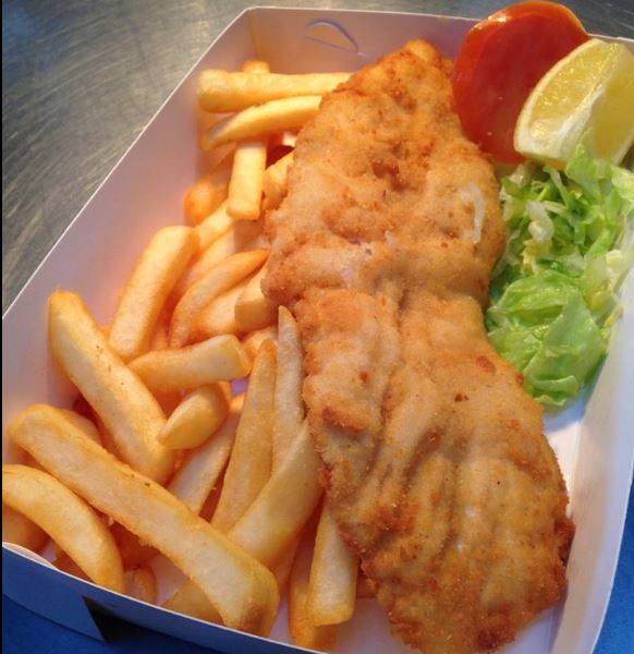 Fish and Chip Shop Sunshine Coast
