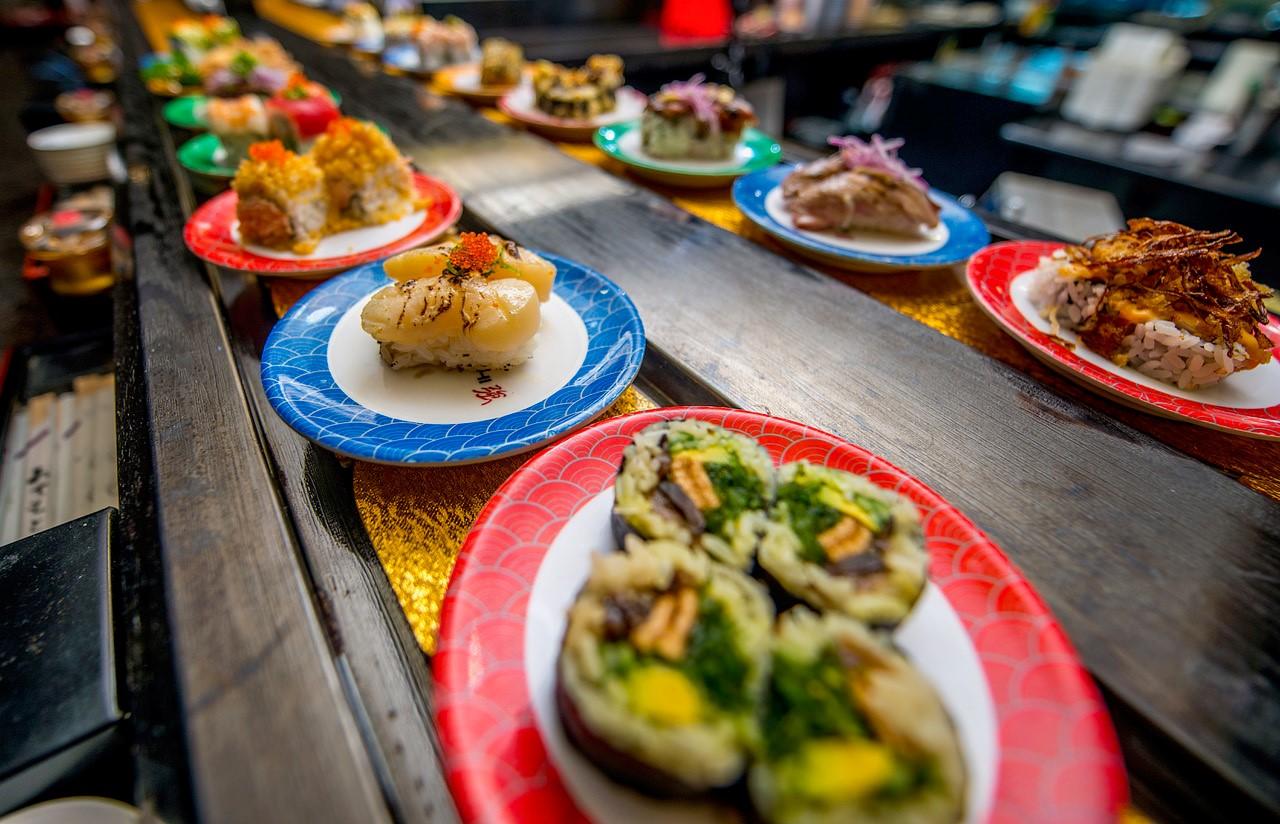 Sushi and Teppanyaki Grill Restaurant