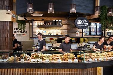 Soul Origin | Sturt Mall Wagga Wagga | Healthy Fast Food & Coffee Excellence