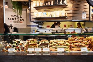 Soul Origin | Sunshine Plaza, QLD |Fresh Fast Food Franchise | Salads & Coffee