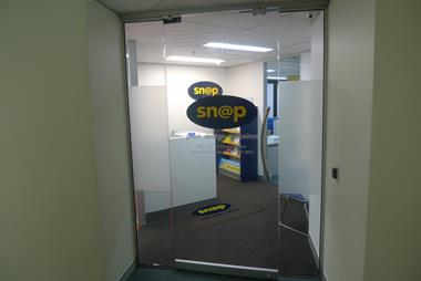 A fantastic investment awaits the right Franchisee at Snap Brisbane Felix Street