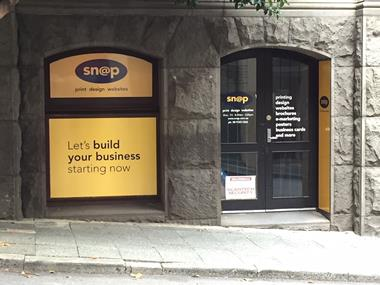 Great Investment, Snap Perth, Howard Street
