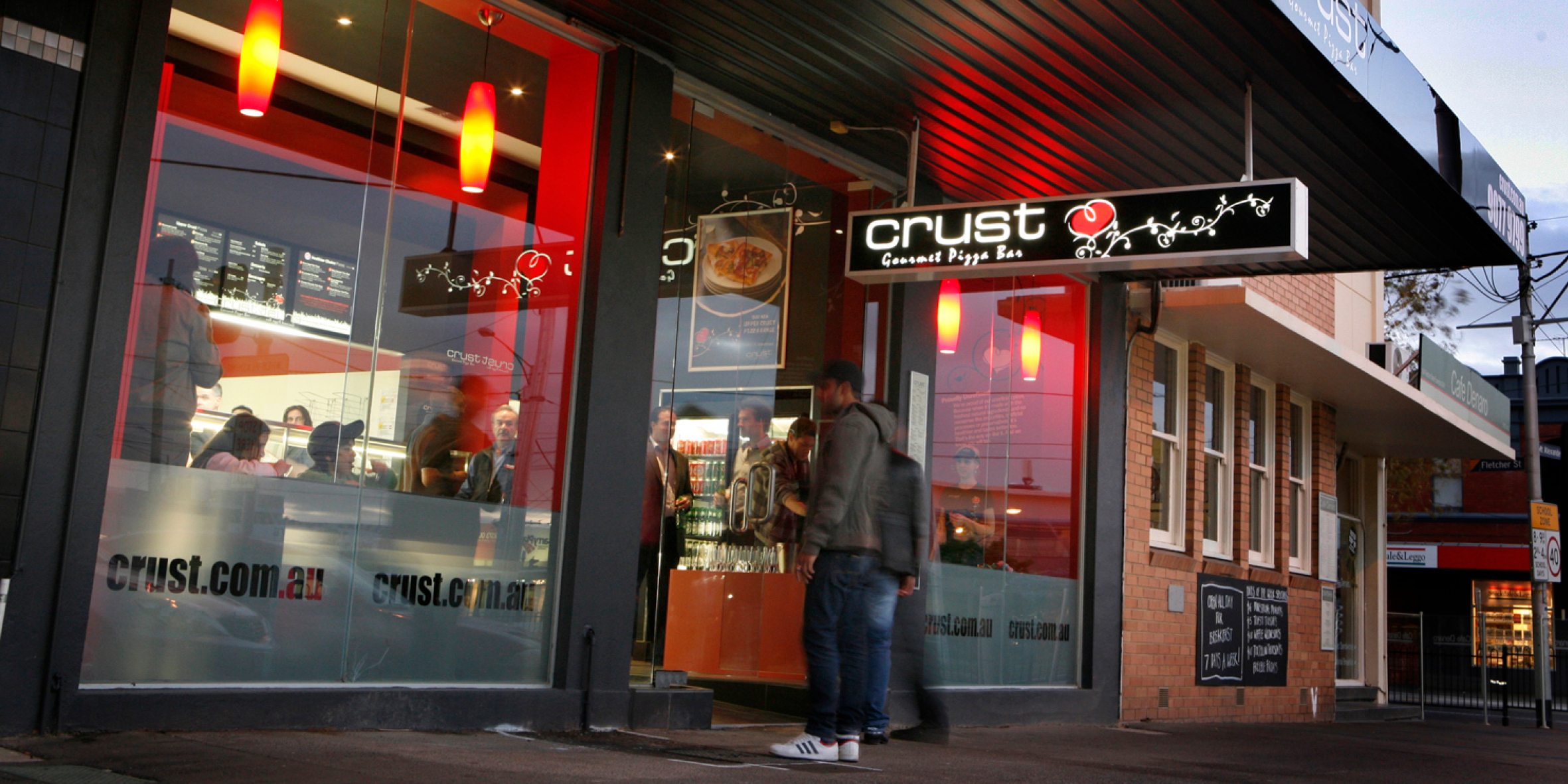 Crust Gourmet Pizza Franchise Resale available in North Lakes, QLD! Enquire Now!