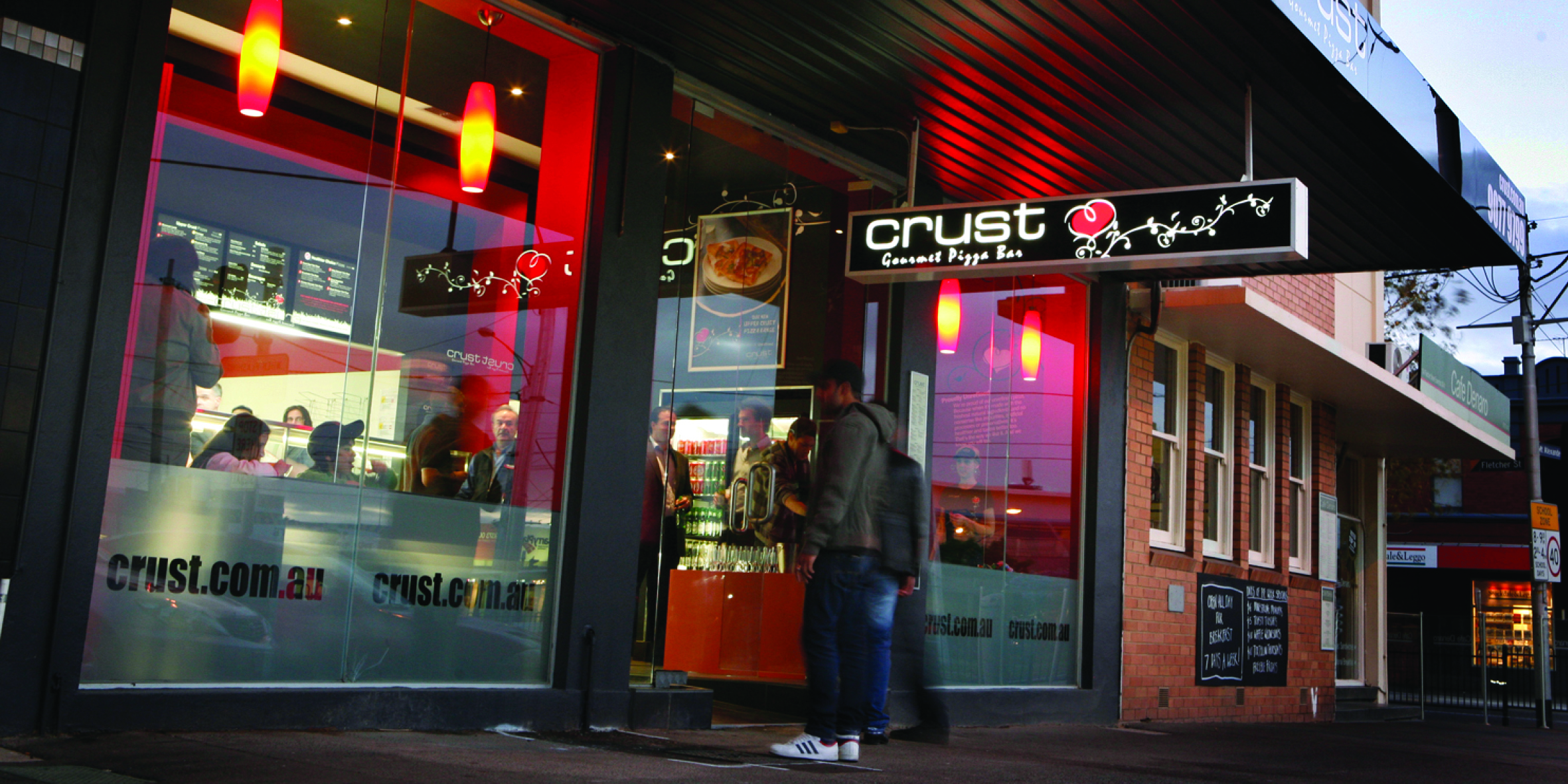 NEW Crust Gourmet Pizza Franchise for sale in Coffs Harbour, NSW. Enquire Now!