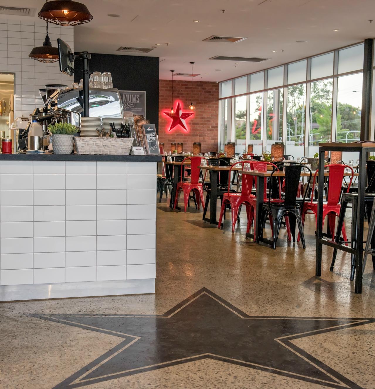 New Stellarossa Cafe - PENINSULA FAIR - Finance Available !
