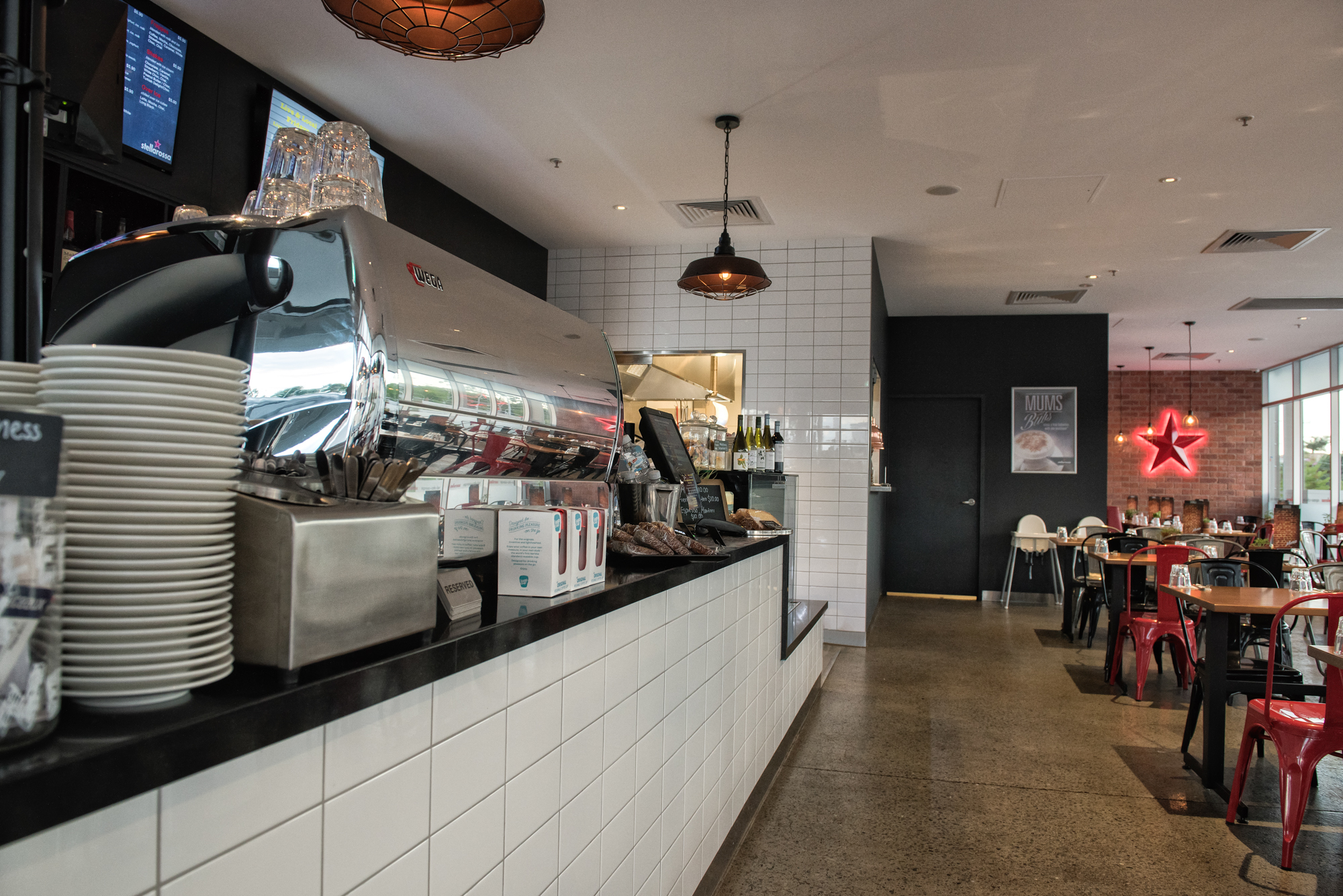 New Stellarossa Cafe - CABOOOLTURE - Finance Available !